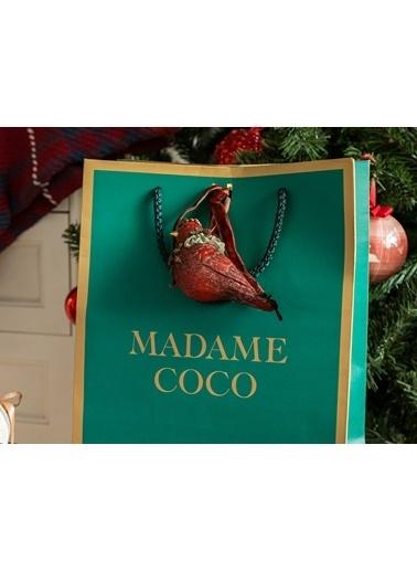 Madame Coco Silvanie Ağaç Süsü Renkli